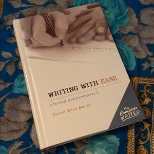 Hardback Book Writing